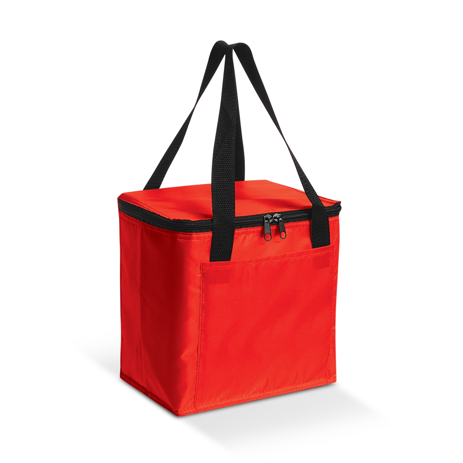 Custom Printed Red Siberia Cooler Bags in Perth