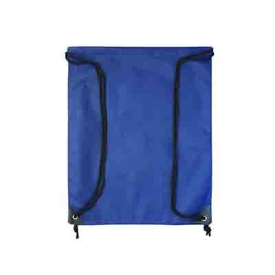 Custom Printed Blue Non Woven Backsack in Perth