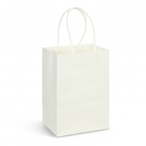 White Small Paper Carry Bags in Australia