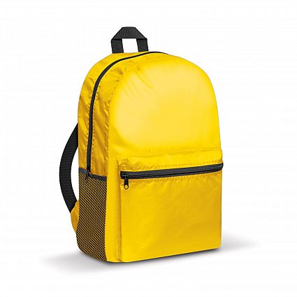 Custom Printed Yellow Bullet Backpack in Perth