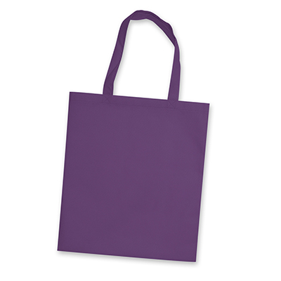 Custom Purple Affordable Tote Bag in Perth