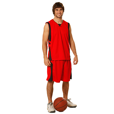 Custom SD CoolDry Basketball Singlet in Perth