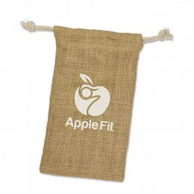 Custom Small Jute Gift Bags in Australia