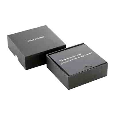 Promotional Black Gift Box Small in Perth
