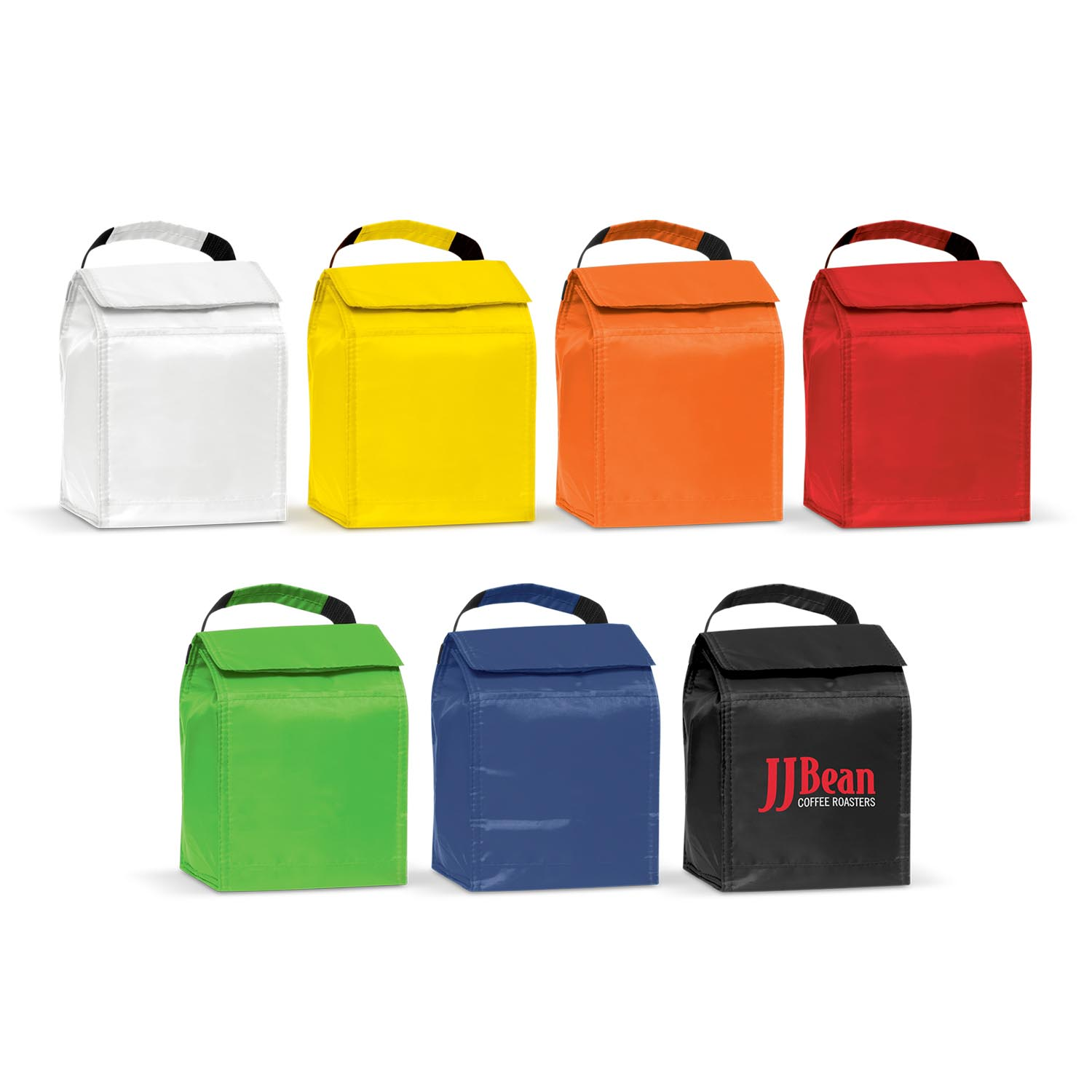 Custom Solo Lunch Cooler Bags