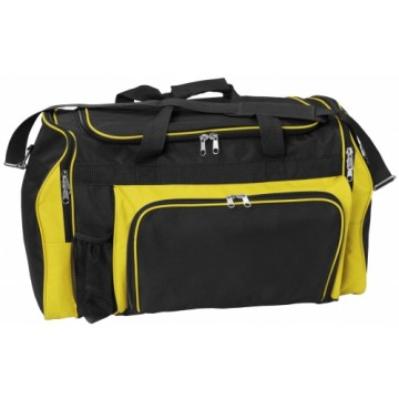 Custom Yellow Classic Sports Bags Online in Perth