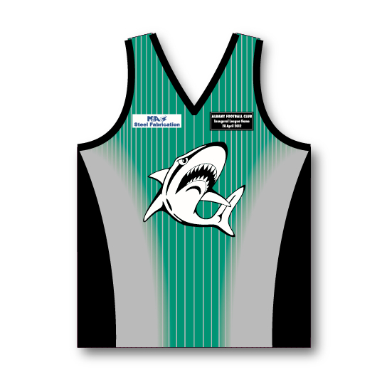 Design Your Own AFL Jerseys Online in Perth