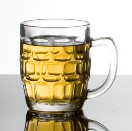 Dimple Beer Mug 285ml