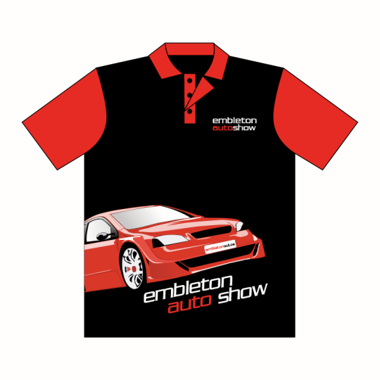 Expos & Trade Show Sublimated Shirts in Australia