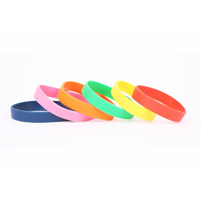Silicon Wristband Unprinted Adult