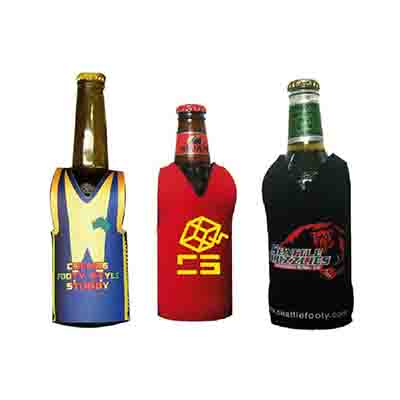 Printed Full Colour Footy Style Stubby Holders in Australia