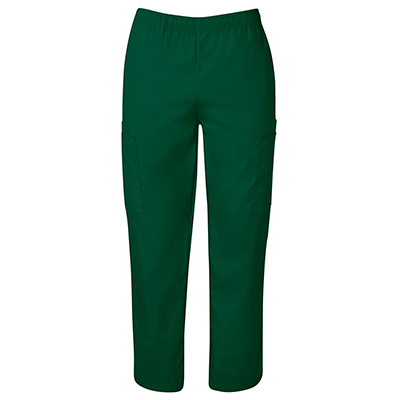 Promotional Green Unisex Scrubs Pant in Perth