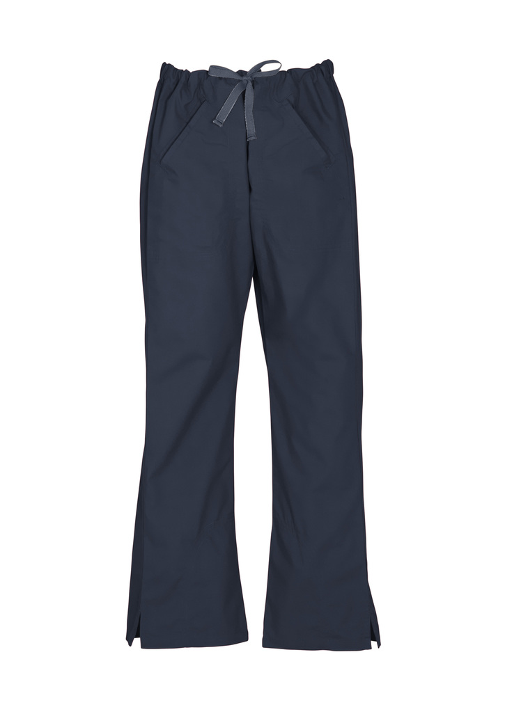 Get Navy Ladies Classic Scrubs Bootleg Pant Online in Perth