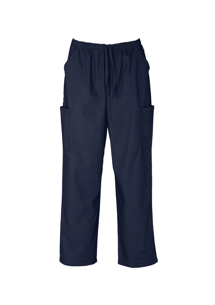 Get Navy Unisex Classic Scrubs Cargo Pant Online in Perth