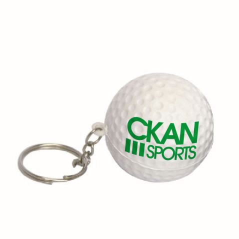 Key Ball Keyring