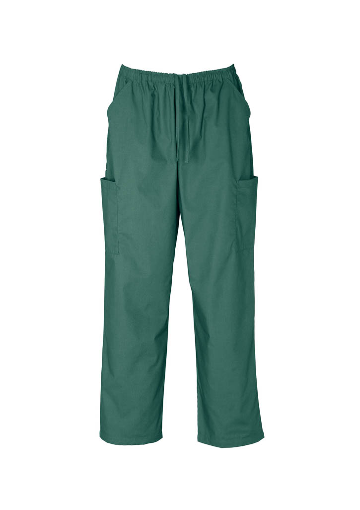 Hunter Green Unisex Classic Scrubs Cargo Pant Online in Perth