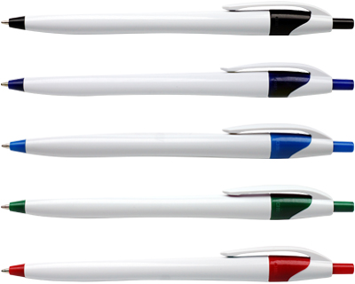 Custom Javelin Pens and Promotional Plastic Pens Perth