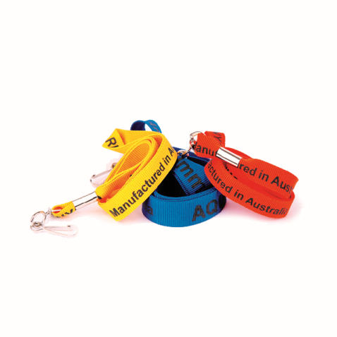 Printed Standard 15mm Lanyards in Australia
