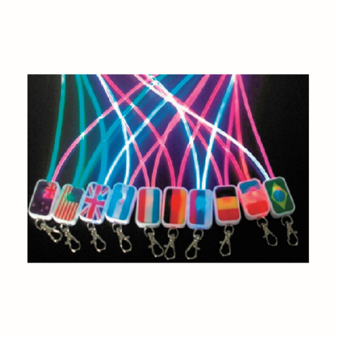Custom Printed LED Lanyard in Perth, Australia