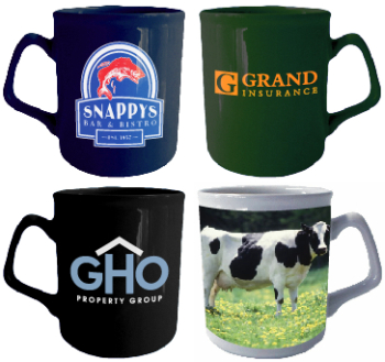 Personalised Lipped Coffee Mugs in Australia