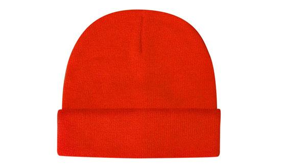 Luminescent Safety Acrylic Beanie in Perth