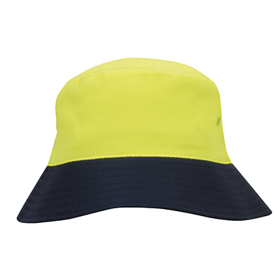 Luminescent Safety Bucket Hat in Perth