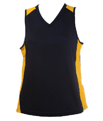 Get Navygold OC Ladies Basketball Jersey in Australia