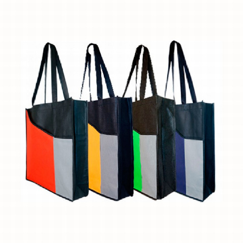 Non-Woven Fashion bags - Custom made bags Perth - Mad dog Promotions