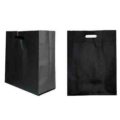 Order Black Non Woven Large Gift Bag Online in Perth