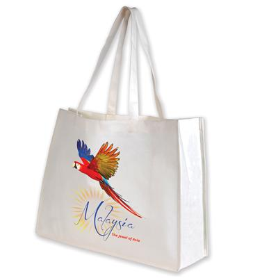 Buy Custom Giant Bamboo Bag with Double Handles Online in Perth