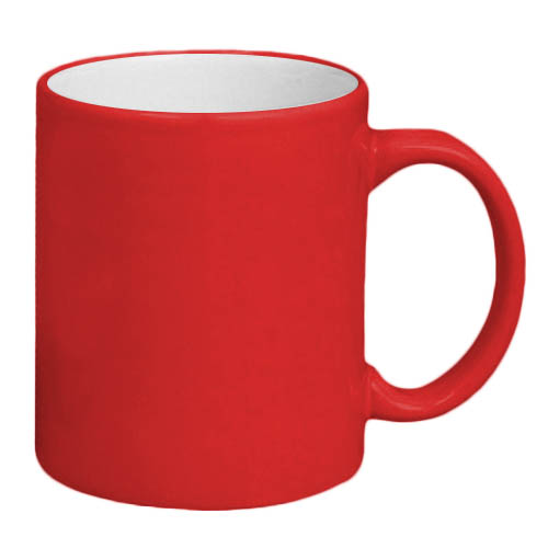 Order Printed Red Coffee Mugs Online in Perth