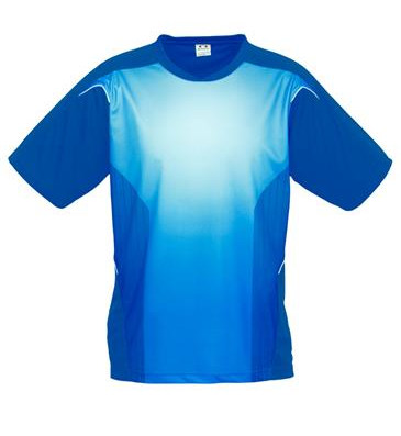 Order Printed Sonic Pre-made Soccer T-shirts Online in Perth