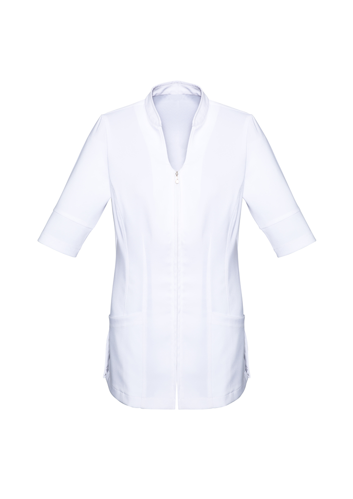 Order White Ladies Bliss Tunic Scrubs in Perth
