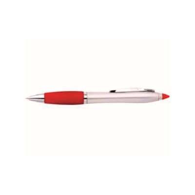 Stylus Plastic (2 in 1) Pens - Custom Printed Pens Perth