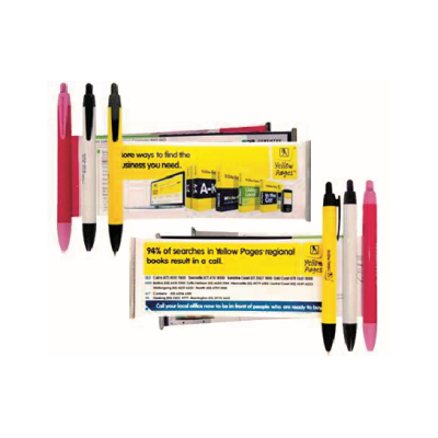 Flag/Banner Pen P151 - Printed Pens Perth