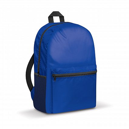 Personalised Blue Bullet Backpack in Perth
