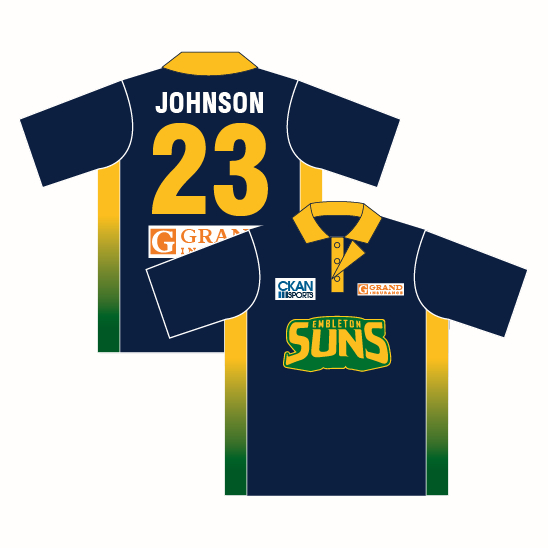 Personalised Cricket Polos in Australia