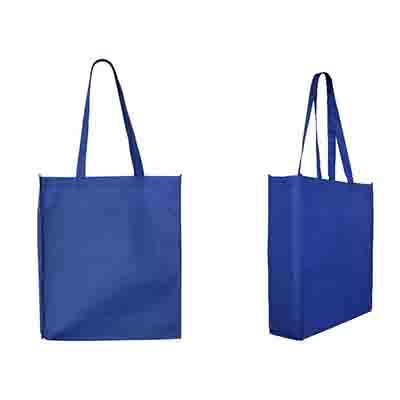 Personalised Non Woven Large Tote Bag with Gusset in Perth, Australia