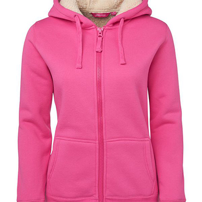 Personalised Pink Ladies Shepherd Hoodie in Australia