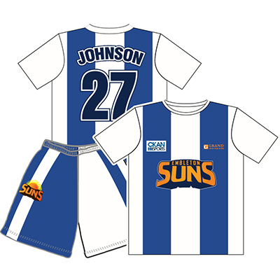 Personalised Soccer Uniforms in Australia