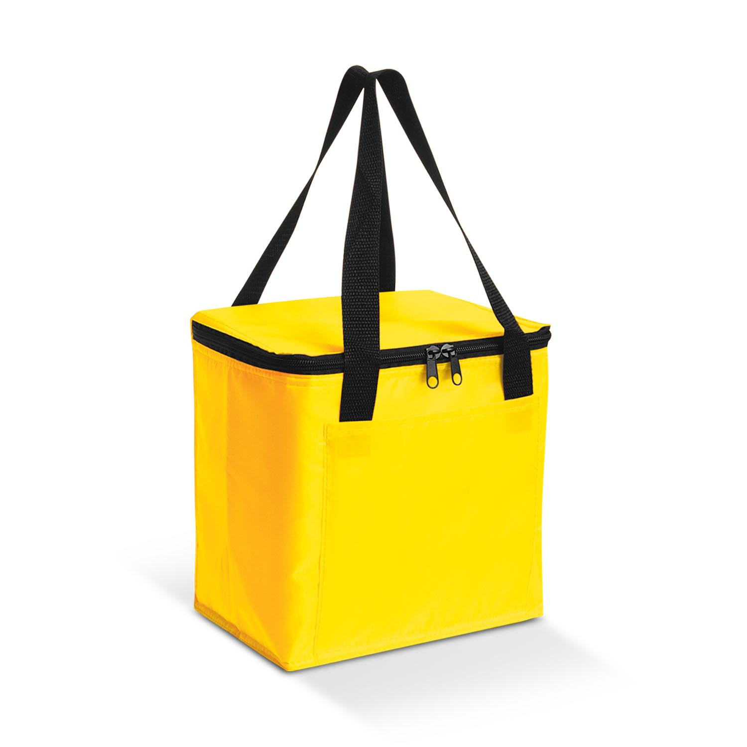 Personalised Yellow Siberia Cooler Bags in Perth