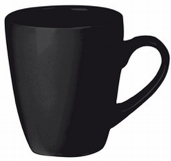 Printed Black Calypso Mug in Australia