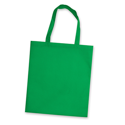 Printed Kelly Green Affordable Tote Bag Online in Perth