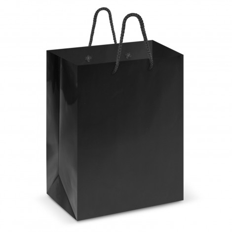Black Laminated Carry Bags in Australia