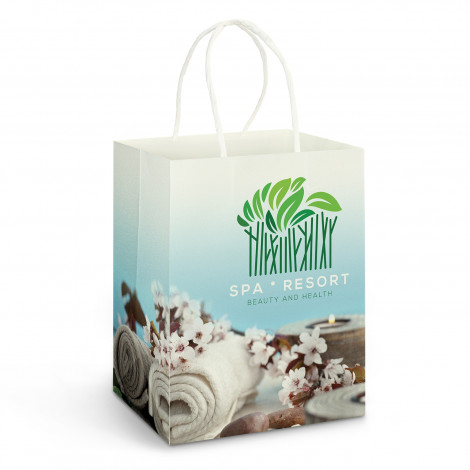 Personalised Large Paper Carry Bags Perth