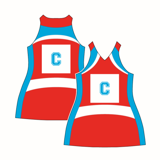 Printed Netball Uniforms in Australia