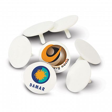 Printed Plastic Golf Ball Marker in Australia