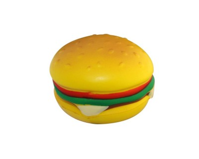Custom Printed Stress Hamburger Online in Perth, Australia