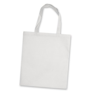 Printed White Affordable Tote Bag Online in Perth