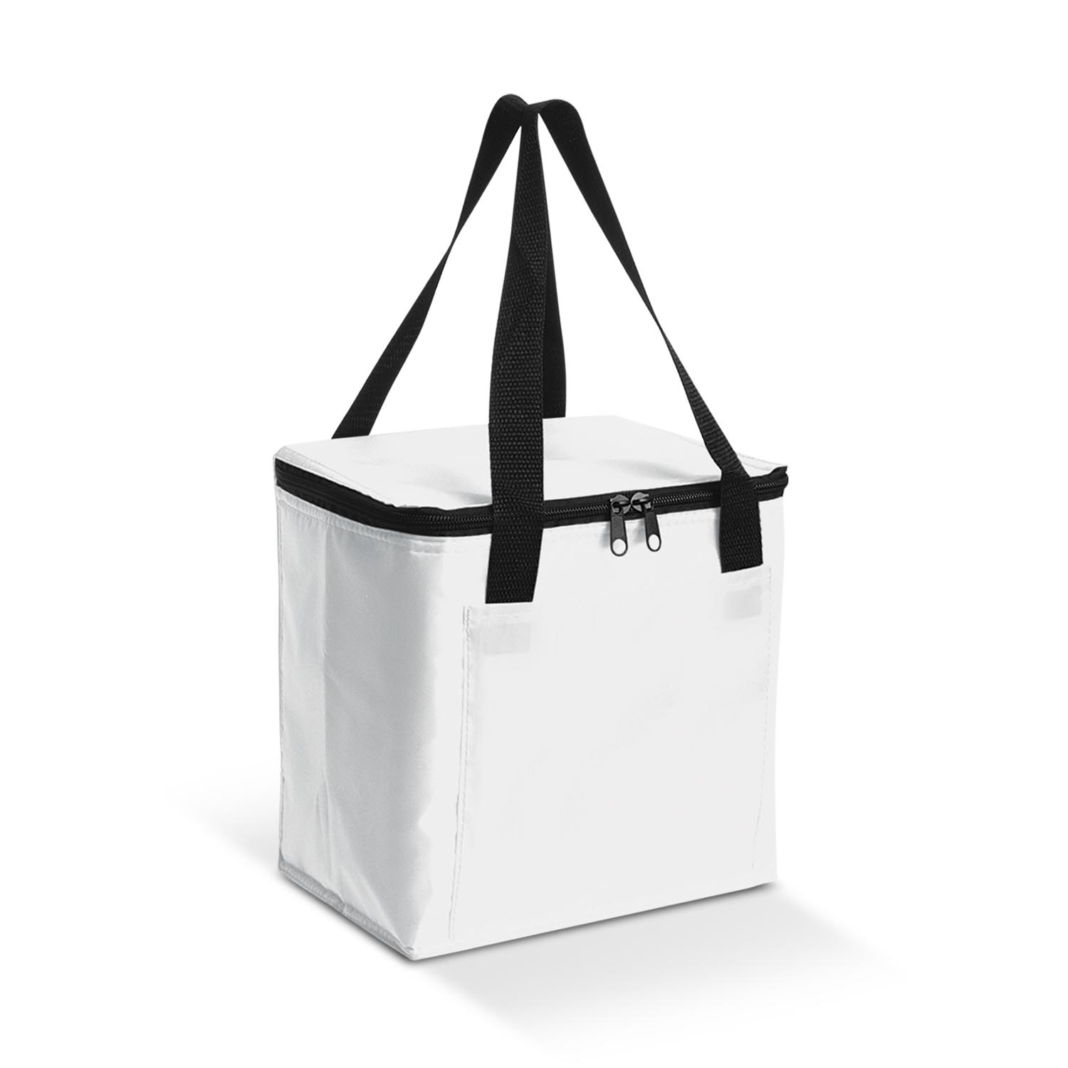 Printed White Siberia Cooler Bags in Australia